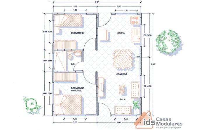 Casa Tipo: 2