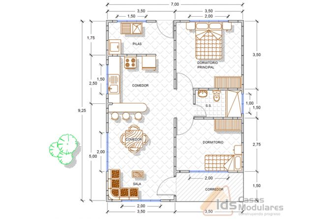 Casa Tipo: 19